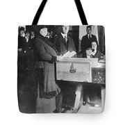 Alfred Emanuel Smith Tote Bag