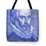 Ambroise Par�, French Surgeon Tote Bag