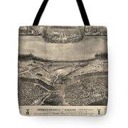 Andersonville Prison, 1864 Tote Bag