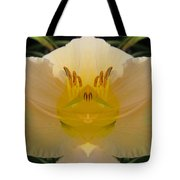 Angelic Lily Tote Bag