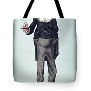 Anthony Trollope Tote Bag