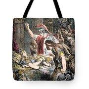 Antony & Cleopatra Tote Bag