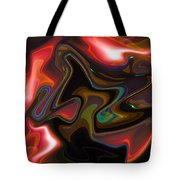 Art Abstract Tote Bag