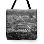 Atomic Bomb Destruction, Hiroshima Tote Bag