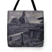 Babylon Tote Bag by Photo Researchers