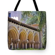 Balboa Park Arches Tote Bag
