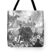 Balkan Insurgency, 1876 Tote Bag
