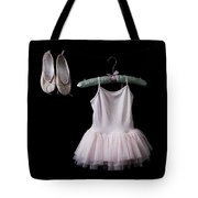 Ballet Dress Tote Bag