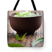 Bath Salt Tote Bag