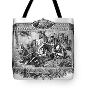 Battle Of Fallen Timbers Tote Bag by Granger