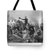 Battle Of Spotsylvania Tote Bag