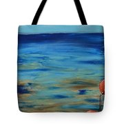 Beach Buoys Tote Bag