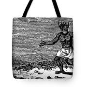 Bewick: Devil Tote Bag