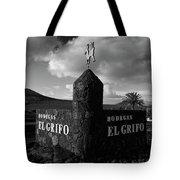 Bodegas El Grifo  Tote Bag