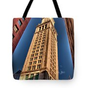 Boston Custom House Tote Bag