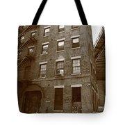 Brooklyn New York - 126 Front Street Tote Bag