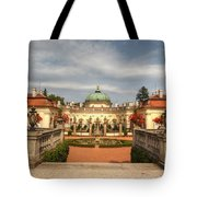 Buchlovice Castle Tote Bag by Michal Boubin