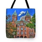 Buffalo Psychiatric Center Tote Bag