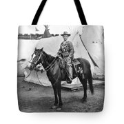 Calamity Jane (c1852-1903) Tote Bag