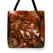 Castor Beans Tote Bag