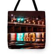 Champlain Bridge Tote Bag
