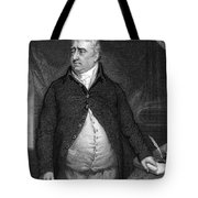 Charles Fox (1749-1806) Tote Bag