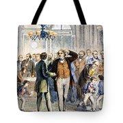 Charles Sumner (1811-1874) Tote Bag