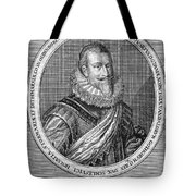 Christian Iv (1577-1648) Tote Bag