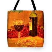 Christmas Poster Tote Bag