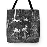 Civil War: Custer, 1862 Tote Bag