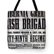 Civil War: Recruiting Tote Bag