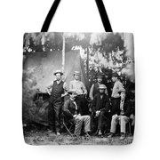 Civil War: Signal Corps Tote Bag