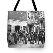 Civil War: Wounded Tote Bag