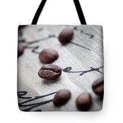 Coffee Beans Tote Bag