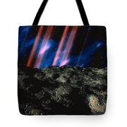 Computer Space Image Tote Bag
