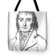 Constant De Rebecque Tote Bag