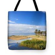 Costa Del Sol In Spain Tote Bag