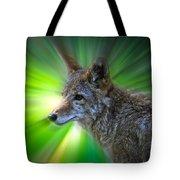 Coyote Tote Bag