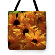 Cutleaf Tiger Eye Tote Bag