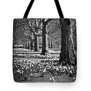 Daffodils In St. James's Park Tote Bag