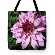 Dahlia Named Lauren Michelle Tote Bag