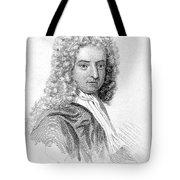 Daniel Defoe (c1659-1731) Tote Bag