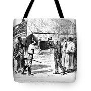 David Livingstone Tote Bag