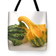 Decorative Squash Tote Bag