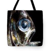 Deep Sea Hatchetfish Tote Bag
