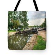Denham Deep Lock Tote Bag