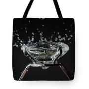 Diamond Ring Tote Bag by Mats Silvan