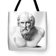 Diogenes (d. C320 B.c.) Tote Bag by Granger