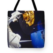 Discovery Spacewalk Tote Bag