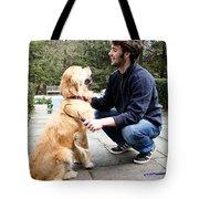 Dog Grooming Tote Bag